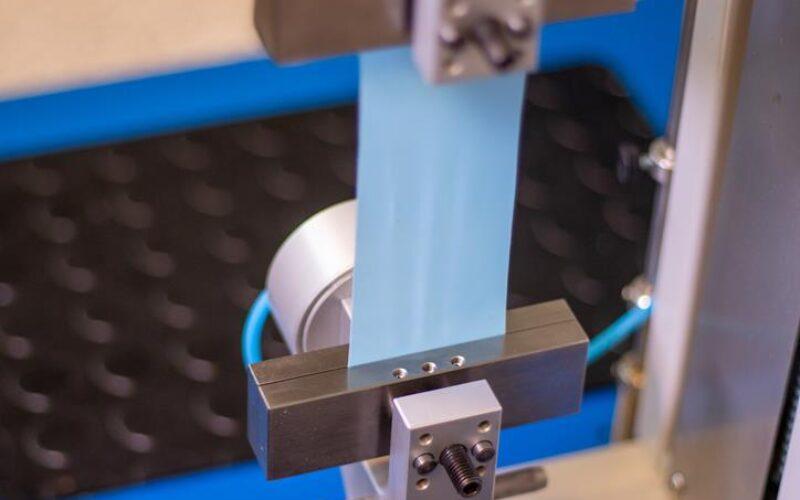 testing of mechanical properties