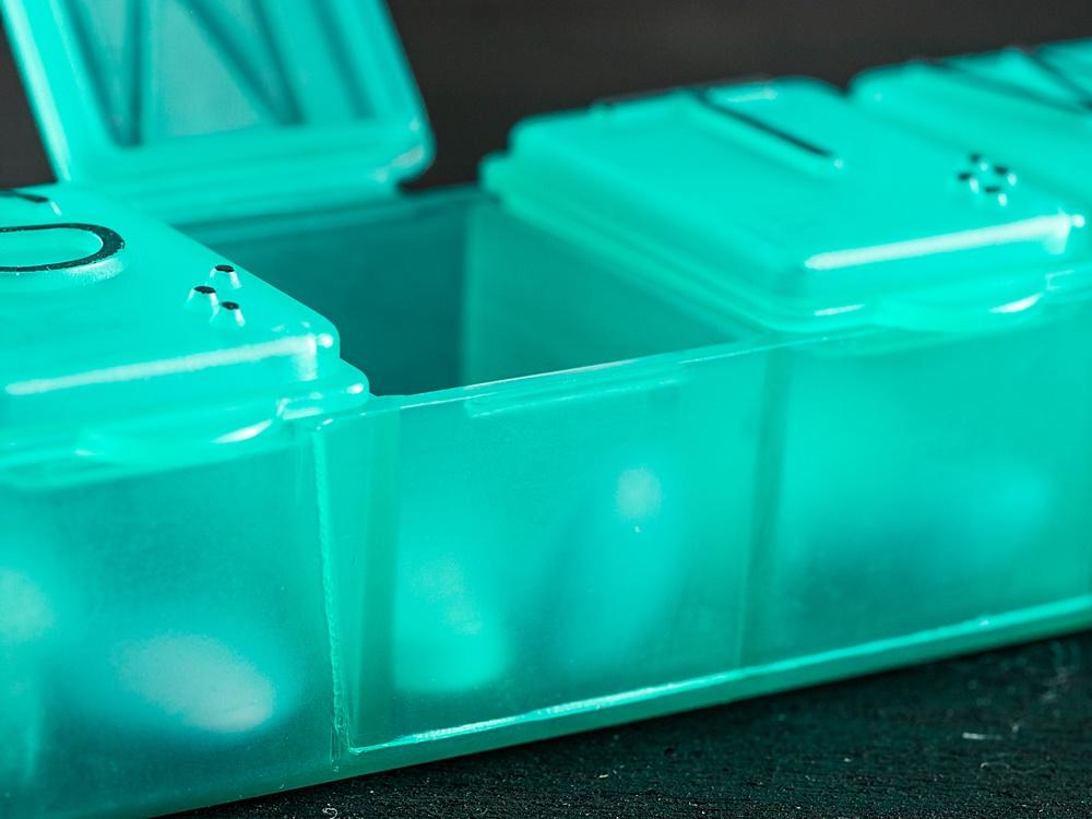 Regranulat CONTALEN stosuje się doprodukcji opakowań plastikowych