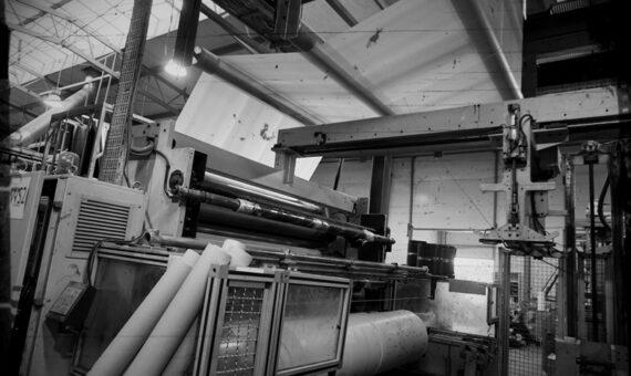 1993 Erste Technologielinie zur Produktion von Regranulat