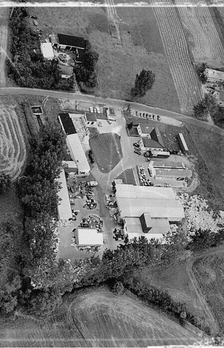 1997 Przeniesienie produkcji donowego zakładu wWielkim Rychnowie